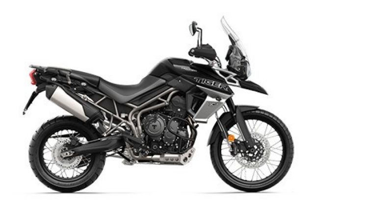 New Triumph Tiger 800 XCx